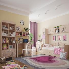 Детская для девочек Амели (комплект № 2)